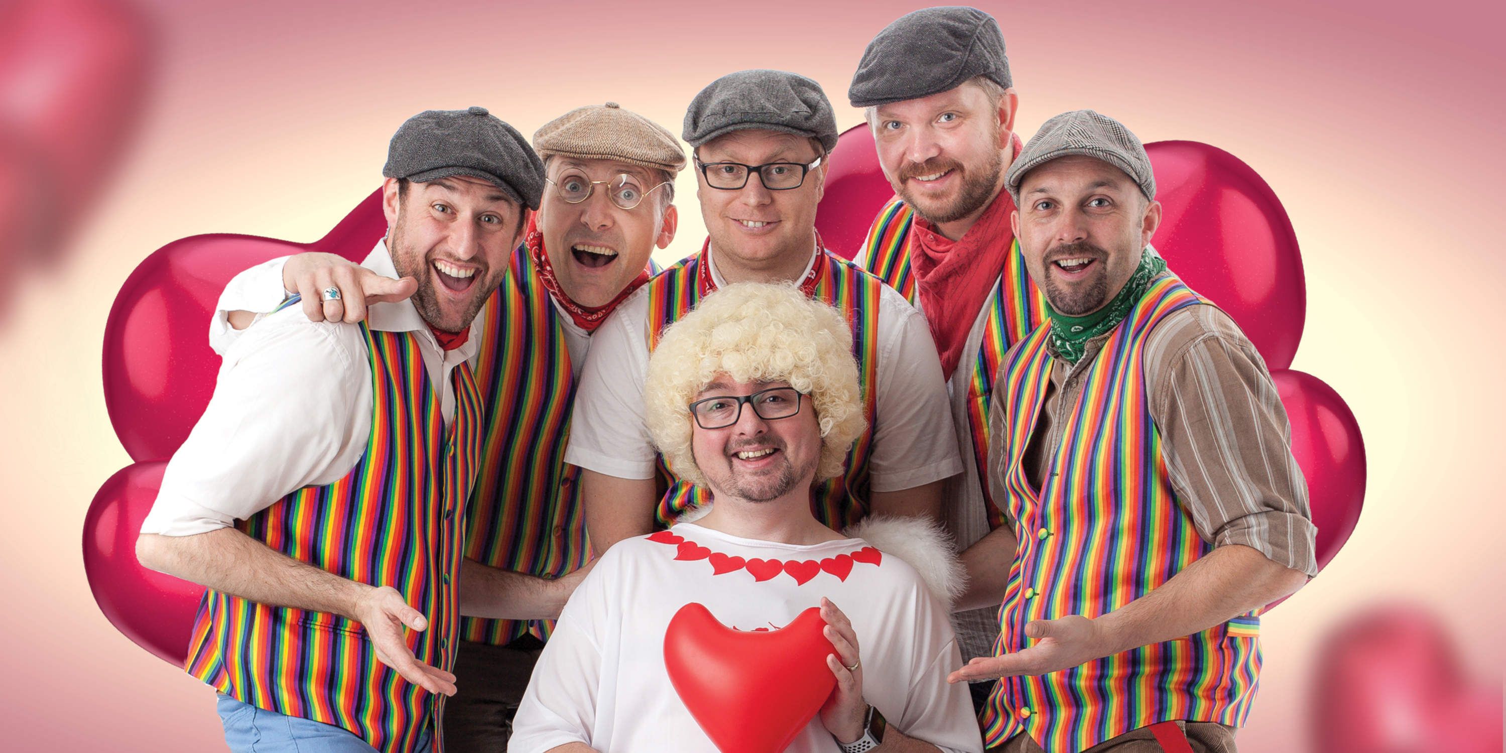 The Lancashire Hotpots Love Tour promotion